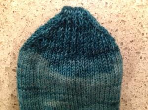 Sock Surgery by Allison O'Mahony at http://kniterations.ca