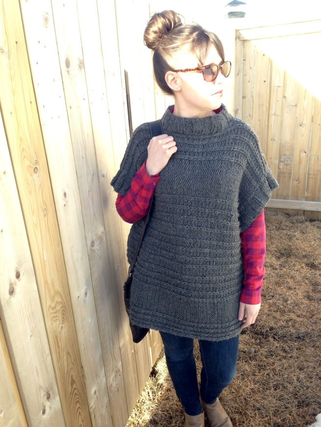 HAPPY ACCIDENT pullover pattern by Allison O'Mahony at http://kniterations.ca